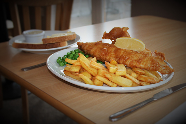 Gorgeous Fish & Chips
